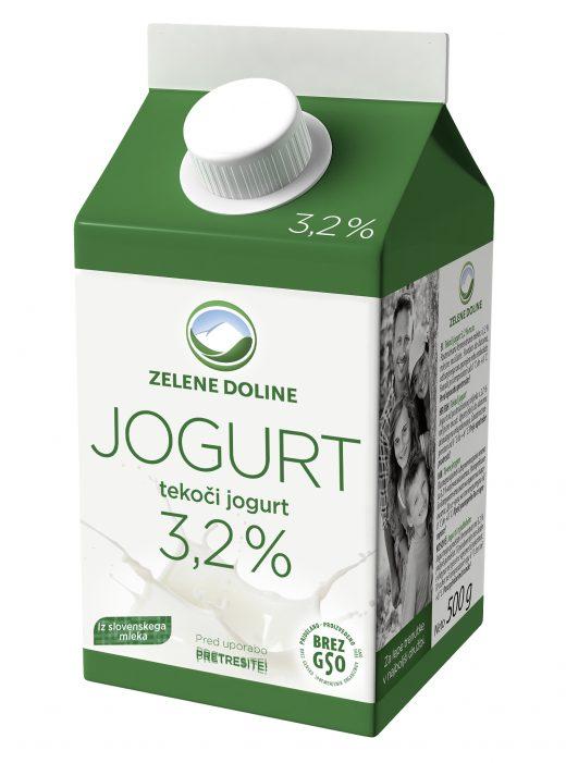 Јогурт 3,2% 500 гр
