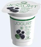 Овошен јогурт – боровница 150 гр