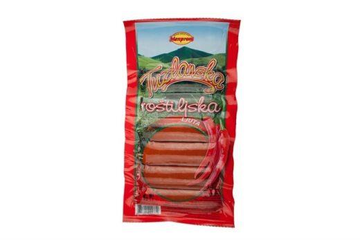 Тузлански лут колбас за скара 350 гр