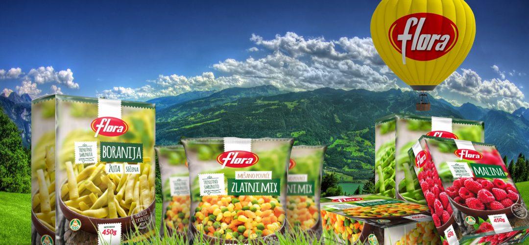 Производи од ФЛОРА