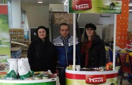 Презентација на производи Харбин – Скопје
